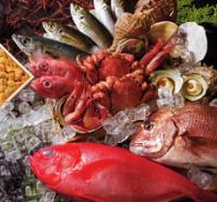 魚介類たくさん