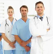 外国人医師たち(男女)