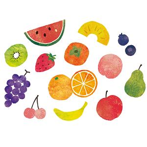 果物(フルーツ)いろいろ