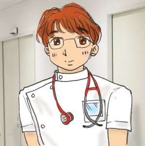 若い糖尿病のお医者さん