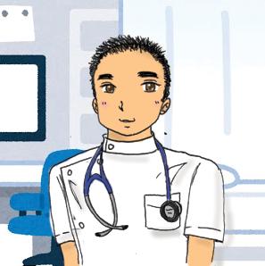 糖尿病内科の主治医