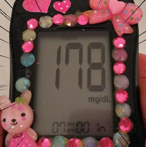 妊娠糖尿病で高血糖