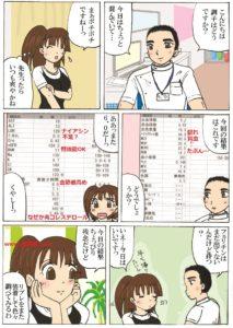 糖尿病の診察結果